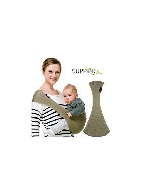 Lucky Mama Suppori - Sling Kanguru Siyah